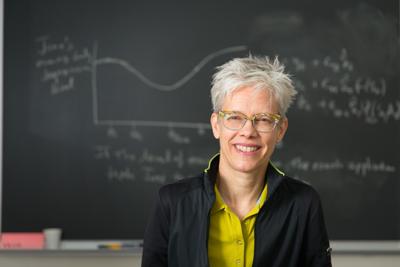 Susan Murphy, 2015 Wald Lecturer