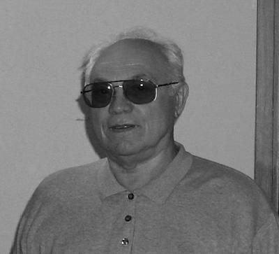 Anatolii V. Skorokhod in 2003 (photo: Alex Novikov)