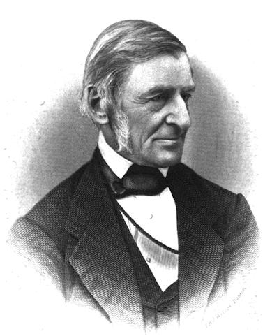 Ralph Waldo Emerson 1885