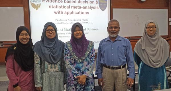 Report meta-analysis workshop in Malaysia